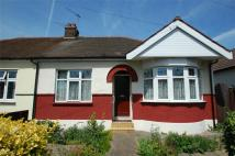 3 bed Semi-Detached Bungalow in HORNCHURCH