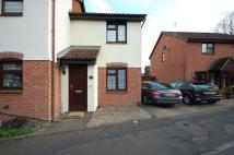 End of Terrace home for sale in Mansard Close...