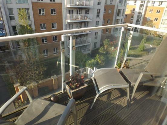 Balcony Bedroom One