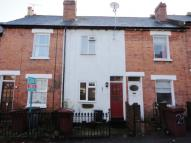 Terraced home in Chesterman Street...