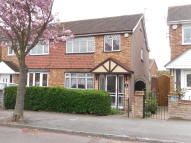 semi detached property in Oates Road, Collier Row...