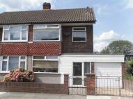 semi detached home in Burchwall Close...