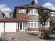 3 bedroom semi detached house for sale in Pettits Boulevard...