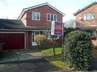 4 bedroom Detached property to rent in Welbeck Close, Middlewich