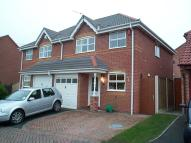 3 bed semi detached house in Moreville Close Kingsmead