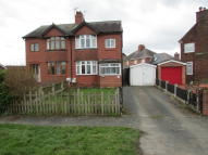 semi detached property in Jack Lane, Moulton