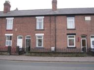 Terraced property in Middlewich Road Northwich