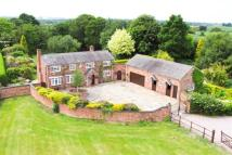 Farm House for sale in Northwich, Cheshire