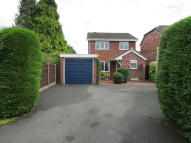 Detached property in Croxton Lane, Middlewich