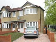 3 bed semi detached home to rent in Drake Road, Harrow...