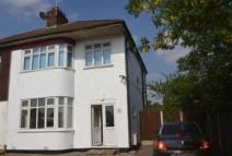 3 bedroom semi detached house for sale in Lower Bedfords Road...