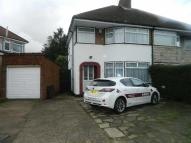 3 bed semi detached property in Kenton Lane, Harrow
