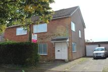 3 bed semi detached property in Kings Road, Glemsford...