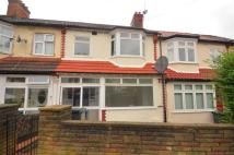 Terraced house in Hythe Road...