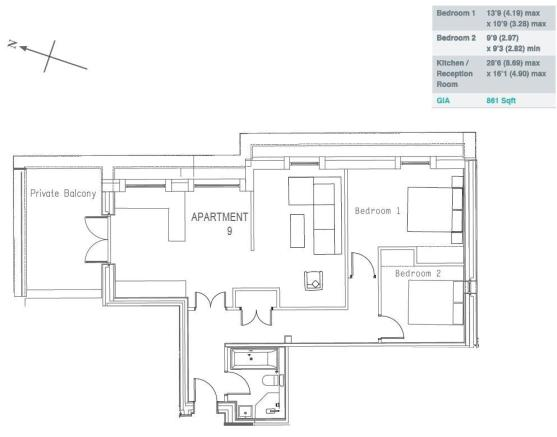 Apartment 9