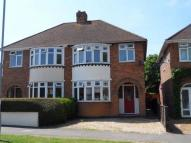 3 bedroom semi detached home for sale in Wheatley Avenue, Corby...