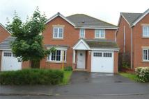 4 bedroom Detached house in Huntingdon Close, Corby...