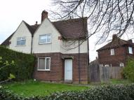 semi detached home to rent in Rockingham Road, Corby...