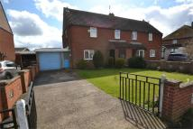 3 bed semi detached home for sale in Fulwell Avenue, Gretton...