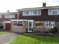 3 bed semi detached property in Finch Hatton Drive...