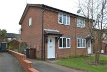 2 bed semi detached home in Ridding Close, Corby...