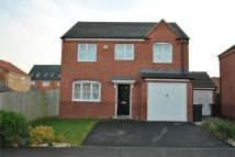 4 bedroom Detached house in Siskin Close, Corby...
