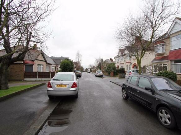 View of Salisbury Road