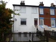 4 bed End of Terrace house in Alexandra Street, HARWICH