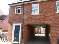 Town House in Kings Head Street...
