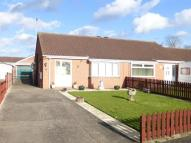 2 bed Semi-Detached Bungalow in Tennyson Close, Caistor...