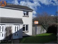 2 bed semi detached home in Palace Meadow, Chudleigh