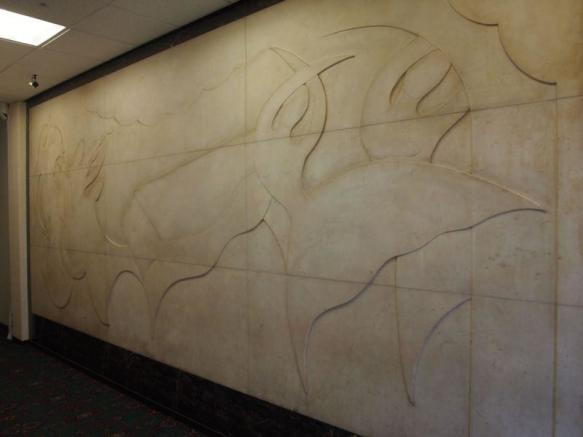 Marble Feature...
