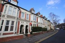 4 bed Terraced home to rent in Romilly Road, Canton...