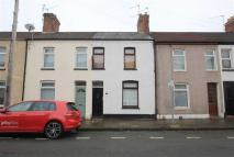 2 bedroom Terraced house to rent in Glynne Street, Canton...