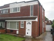 3 bed semi detached house in Norman Crescent...