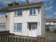3 bed semi detached house to rent in Newstead Road, Doncaster...