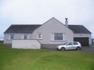 Detached Bungalow in Roxburgh Road, Wick, KW1