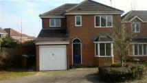 4 bedroom Detached home in Gainsborough Way...