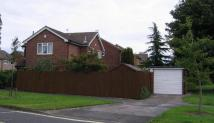 Detached house in Ladybank Road...