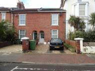 Terraced home to rent in Duncan Road, Southsea