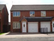 3 bedroom semi detached property in Gragareth Way...