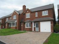 Detached property in Church View Gardens...