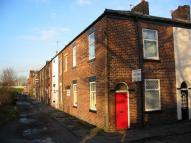 Terraced house in Canal Street, Adlington