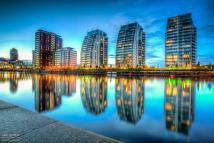 2 bed Flat in The Quays, Salford