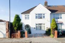 4 bed End of Terrace home to rent in All Souls Avenue, London