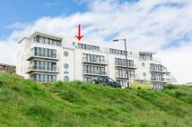 Flat for sale in Esplanade Road, Newquay