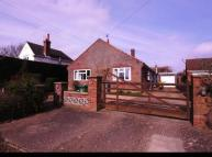 Bungalow in Burnham Road, Ringstead...