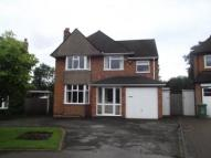 Detached home to rent in Links Drive, Solihull