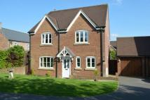 4 bed Detached property in Lacock Gardens...