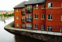 Flat in Wharf Close,  Manchester